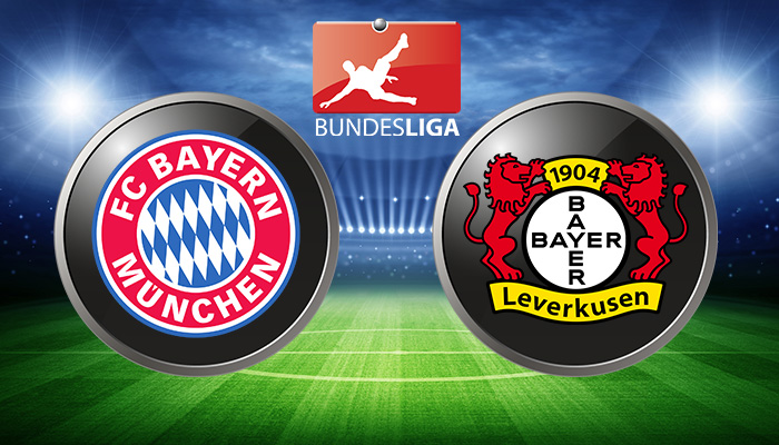 Прогноз на матч Бавария - Байер 04