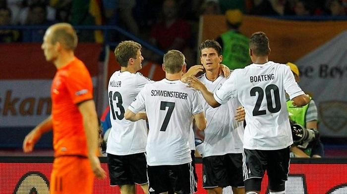 Прогноз на матч Нидерланды - Германия