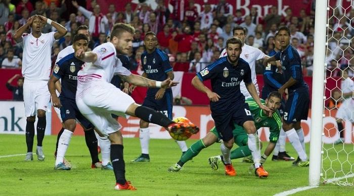 Прогноз на матч Севилья - Реал Мадрид