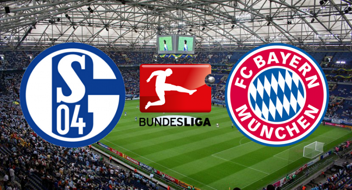 Прогноз на матч Шальке - Бавария