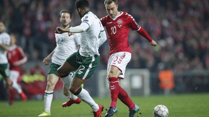 Прогноз на матч Ирландия - Дания