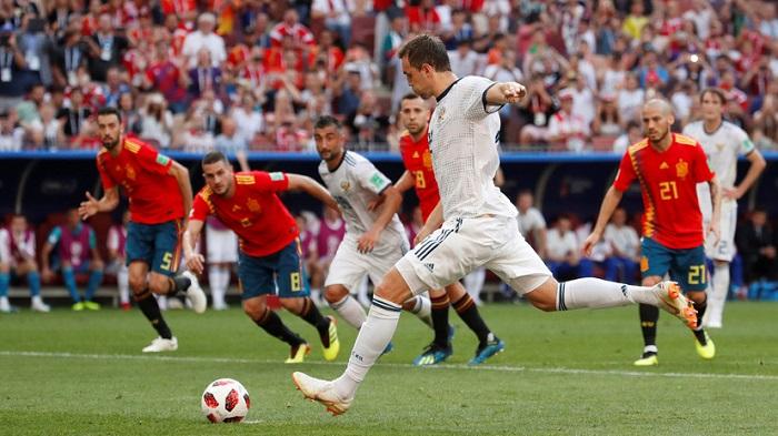 Точный прогноз на матч Испания - Англия