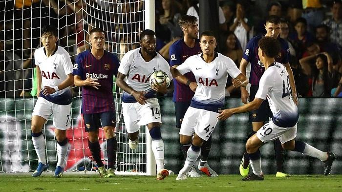 Прогноз на матч Тоттенхэм Хотспур - Барселона