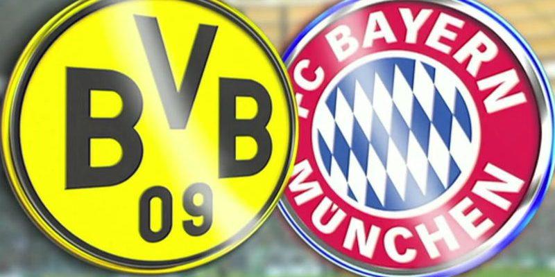 Прогноз на матч Боруссия Дортмунд - Бавария