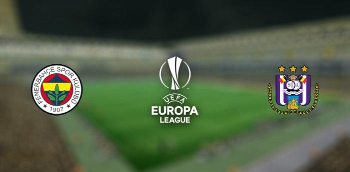 Прогноз на матч Фенербахче - Андерлехт