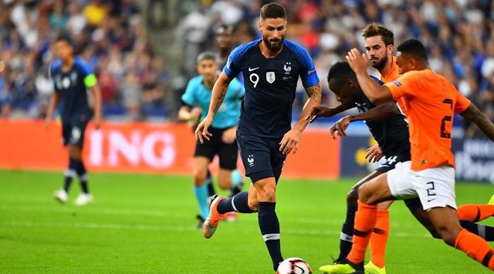 Прогноз на матч Нидерланды - Франция