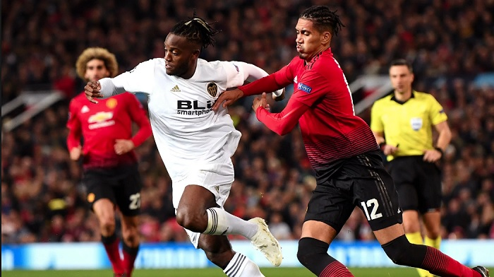 Прогноз на матч Валенсия - Манчестер Юнайтед