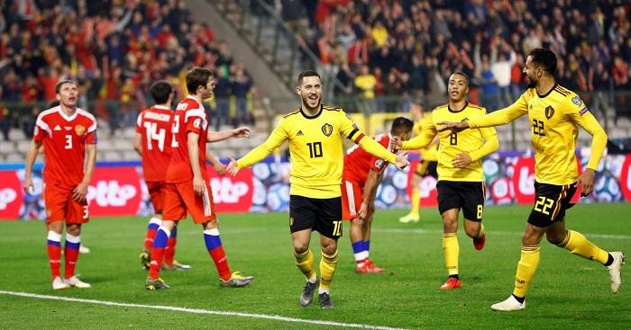 Прогноз на матч Бельгия — Шотландия