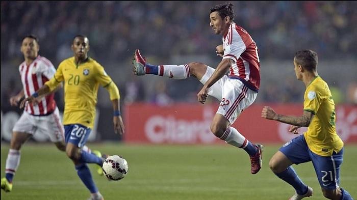 Прогноз на матч Бразилия - Парагвай
