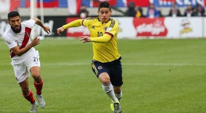 Прогноз на матч Колумбия - Парагвай