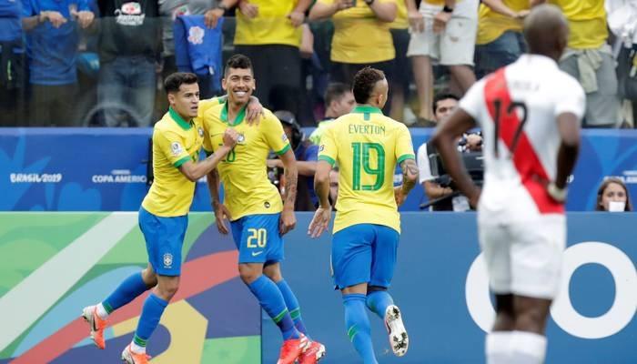 Прогноз на матч Бразилия - Перу